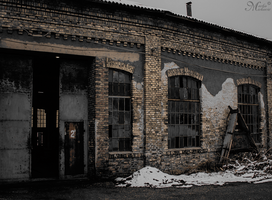 Old factory by mmirkovic
