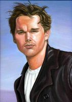 Ethan Hawke by Mr-Ripley