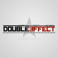 Double Effect Records logo by MeKo213