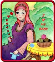 * I LOVE MY BABY * by chester1010ir