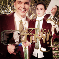 Bazinga, Jim! by Cabuum