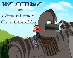 Welcome to Downtown Coolsville by Shinobi-201