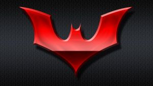 Batman Beyond Bat logo by Balsavor