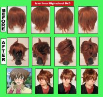 Issei Wig by MagicalWigWitch