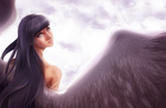 Feel like an angel by AriannaFray