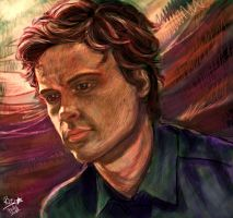 Reid Portrait 1 by Riemea