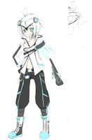Synchronicity Piko redesign by mersan-sama