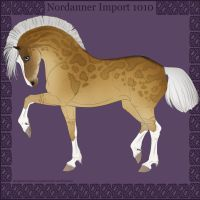 1010 Group Horse Import by Cloudrunner64