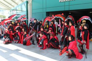 anime expo 2014  gathering 7 by antshadow13