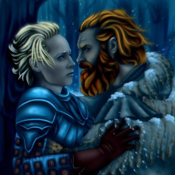 tormund and brienne by byMafkin