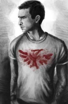 Desmond Miles by she-assassin
