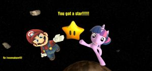 Super Mario Twilight Galaxy 2 by insaneplayer03