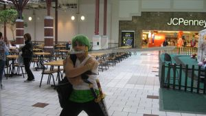 anime ( cosplay) day at the mall pic: five by rinxbon666
