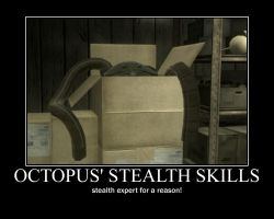 Stealth expert. by the-laughing-octopus