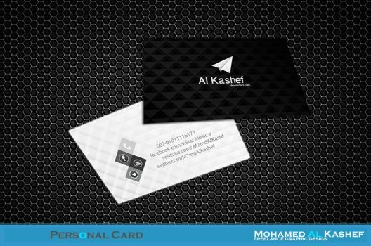 Card Al Kashef :) by alkashef