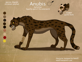 Anubis - Adoption Auction CLOSED by Nala15
