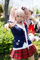 Junko Enoshima at Anime North 2014 by Lightning--Baron