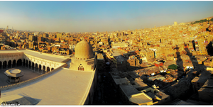 Street - Old Cairo 2 by KINGTEAM