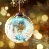 Glass ball... by NImportant