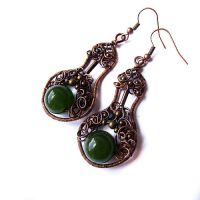 green pendulums by Lethe007