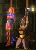 Dungeons and Damsels by erikson1