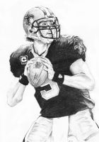 Drew Brees by 2girls1me