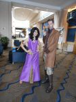 Metrocon 2015: Mal and Inara by SapphireAngelBunny