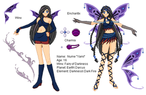 Winx_OC_project by Verdy-K