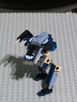 Lego Battletech Raven by InDeepSchit