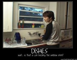 Dishes - Gackt ADHD by KagsChann
