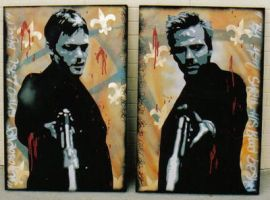 boondock saints by zerekdielinski
