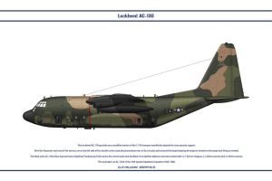 AC-130 USA 3 by WS-Clave