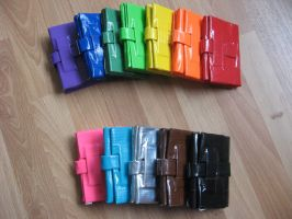 Duct tape wallet by duct-tape-pirate