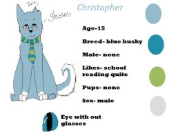 Christopher Ref by comptonja