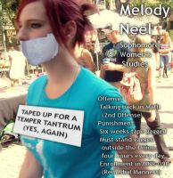 Melody Neel by gagcollege