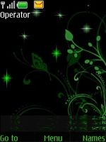 Green_Night_Animated_ by hamed2si