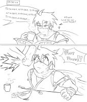 UMvC3- Breakfast Surprise!! by NayaaseBeleguii