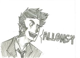 Allons-y! by geoffwrite