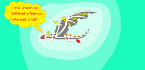 Zolt is the dragon of a dragon rider? by Amuth89