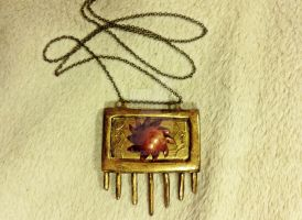 A necklace for Oberyn Martell by Krasi90