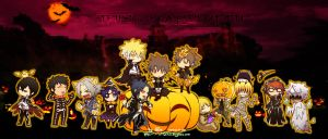 KHR - This is Halloween by Sa-do