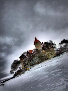 The Mansion.. by kretka