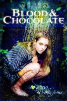 Blood and Chocolate Poster by SaraChristensen