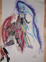 TFA Angel and the Devil by Israel42