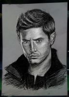 Dean Winchester by TheWalrus99