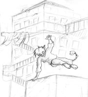 Parkour by ShadowCheetah