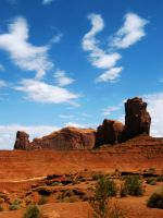 -Monument Valley 5.- by Jarkheld