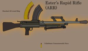 Ester's Rapid Rifle by ngdaniel96