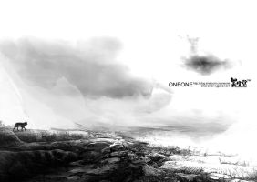 snowfield by oneone11