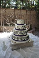 Wedding cake 182 by ninny85310